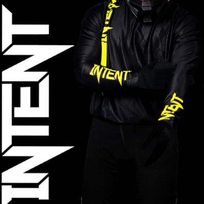 Infinite Moto Gear Set | Pinned – Black/FloYellow