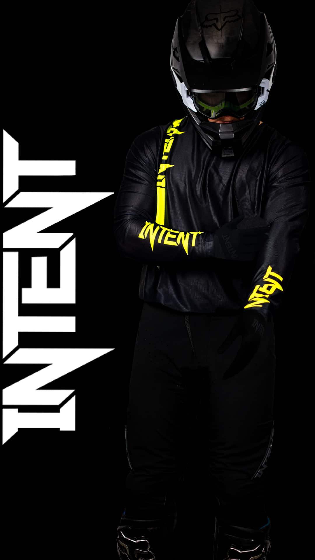 Infinite Moto Gear Set | Pinned – FloYellow/Black
