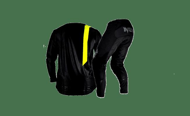 Infinite Moto Gear Set | Pinned – FluoroYellow/Black