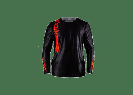 Infinite Moto Jersey | Pinned – Black/Red
