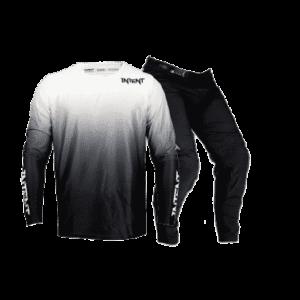 Infinite Moto Gear Set | Drapht – White/Black