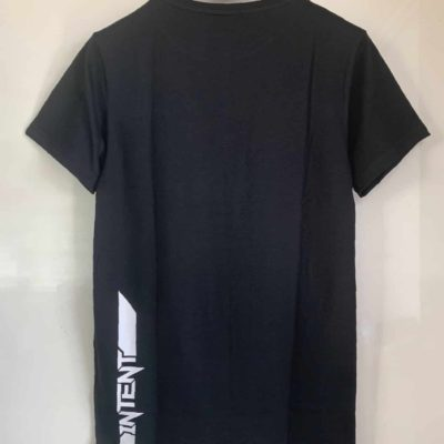 Legacy T Shirt – Black/White