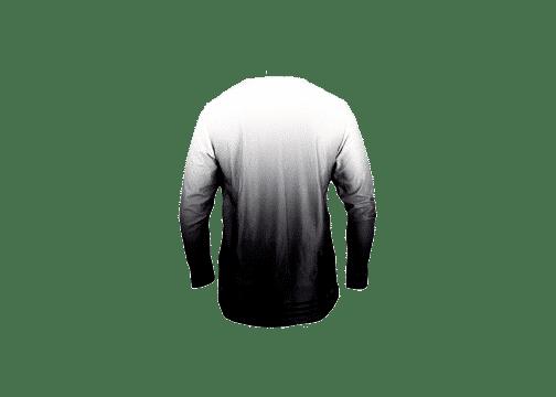 BlackOut Drapht Jersey Back -Black – White