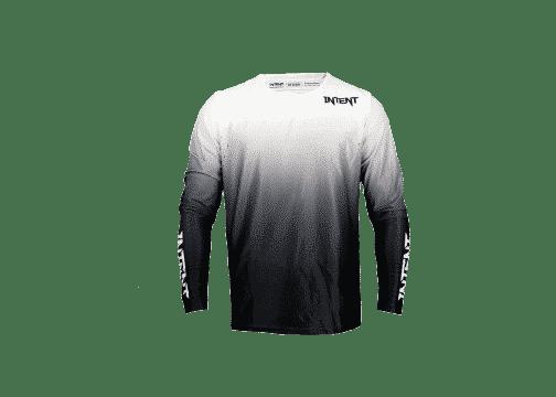 BlackOut Drapht Jersey Front -Black – White