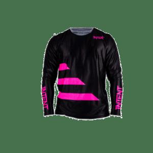 Infinite Moto Jersey | Strike – Pink/Black