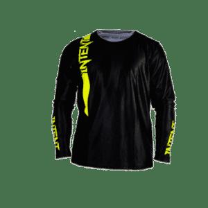 Infinite Moto Jersey | Pinned – FloYellow/Black
