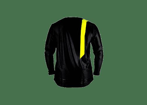 Jersey | Pinned – FluoroYellow/Black
