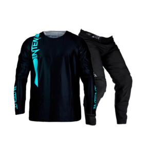 Infinite BO Pinned – Teal | Mx Gear, Mx Gloves & Optic Goggle Combo