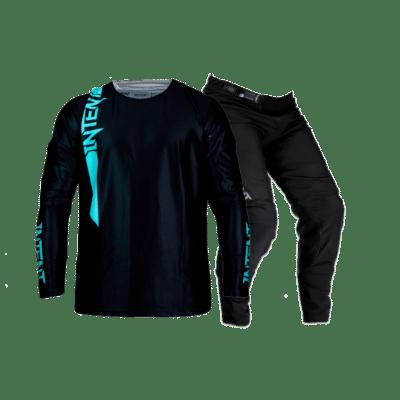 Infinite BO Pinned – Teal   Mx Gear, Mx Gloves, T Shirt, Snapback & Wallet Combo