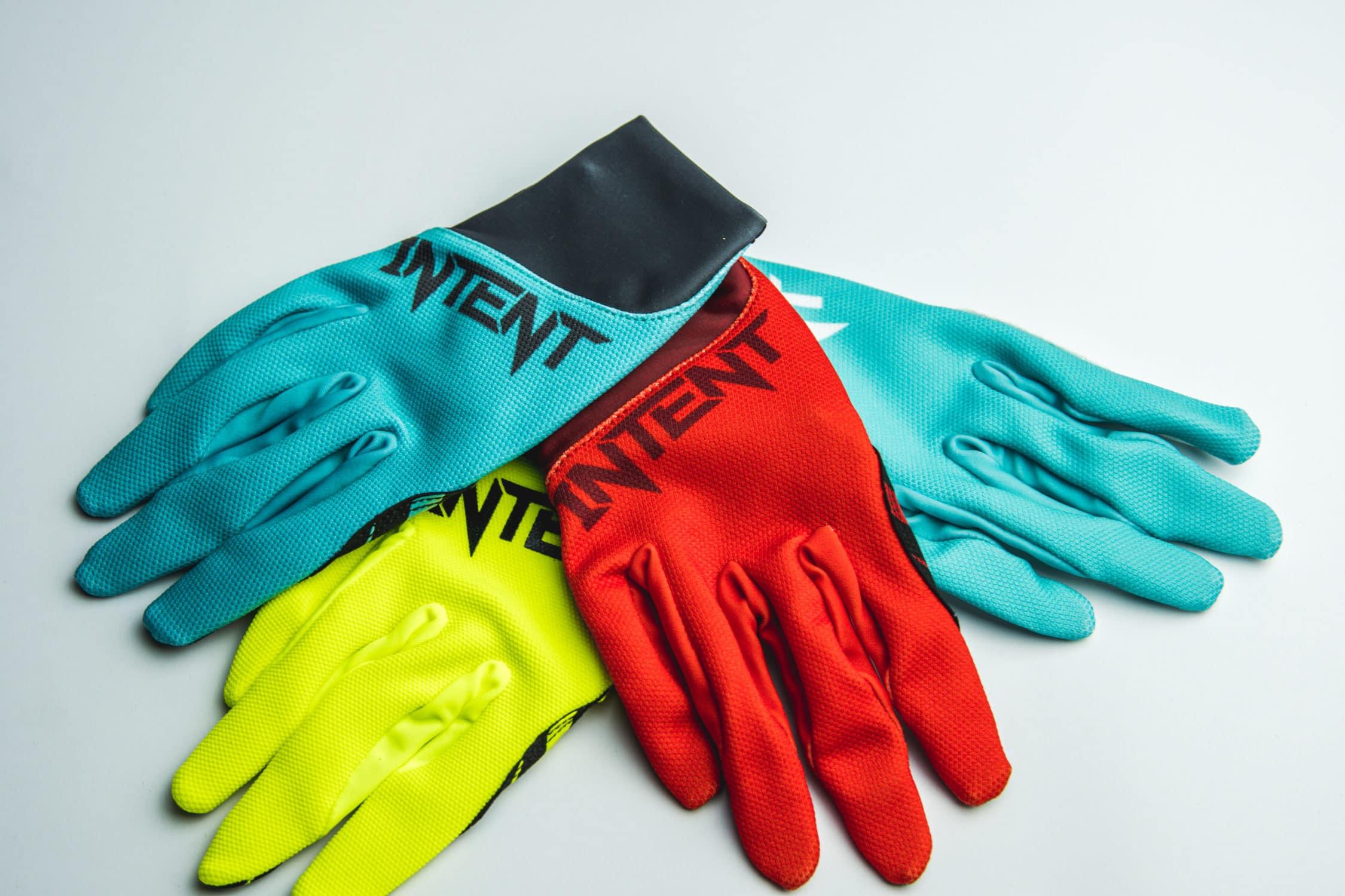 Intent Mx Legacy Glove Line