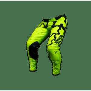 Infinite Moto Pant | JigSaw – FluoroYellow/Black