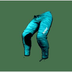 Infinite Moto Pant | Quake – Teal/Hazel