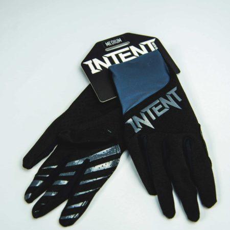 Black Motocross gloves. Premium dirt bike hand wear