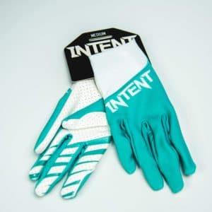 Infinite Moto Glove | Legacy – IceTeal/White