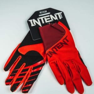 Infinite Moto Glove | Legacy – Red/Maroon