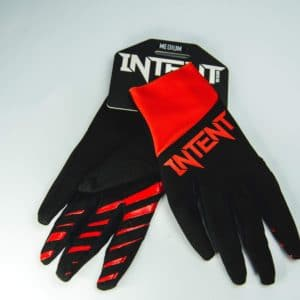 Infinite Moto Glove | Legacy – Black/Red