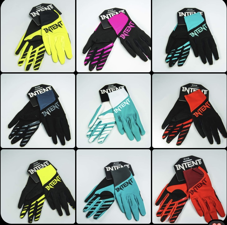 Intent Mx Glove Line