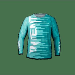 Infinite Moto Jersey | Quake – Hazel/Teal