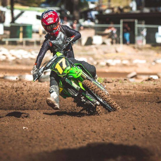 Cody Kilpatrick In The Black Dirt Bike Gear