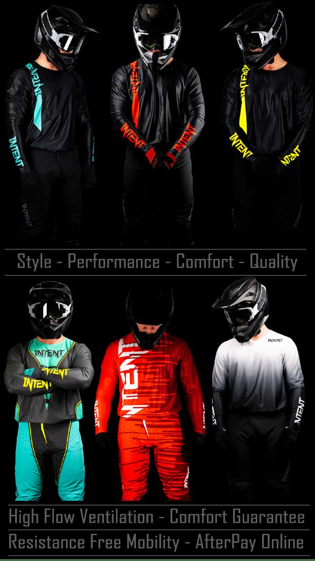Motocross gear catalogue