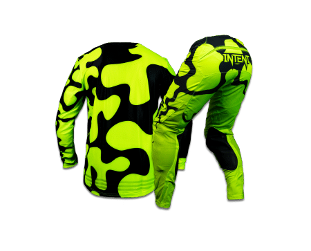 dirt bike gear including Mx jersey and mx pants