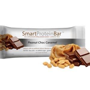 Protein Bar | Peanut Choc Caramel