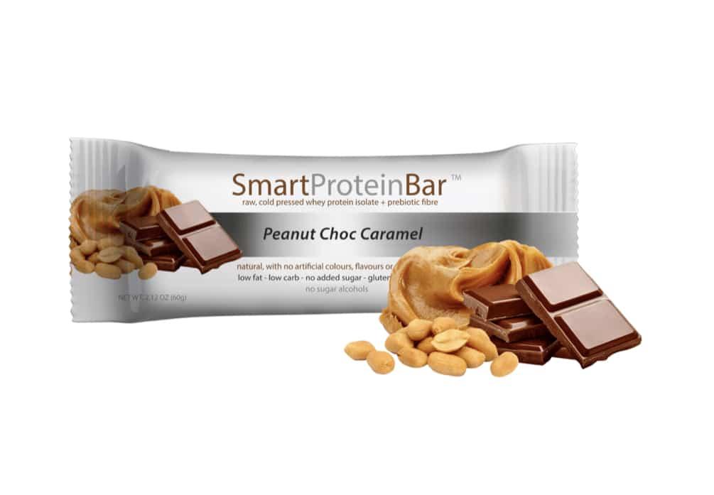 Smart Diet Solutions Peanut Choc Caramel Protein Bar