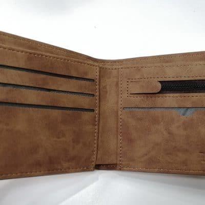 CC Wallet | Legacy – Coffee Brown