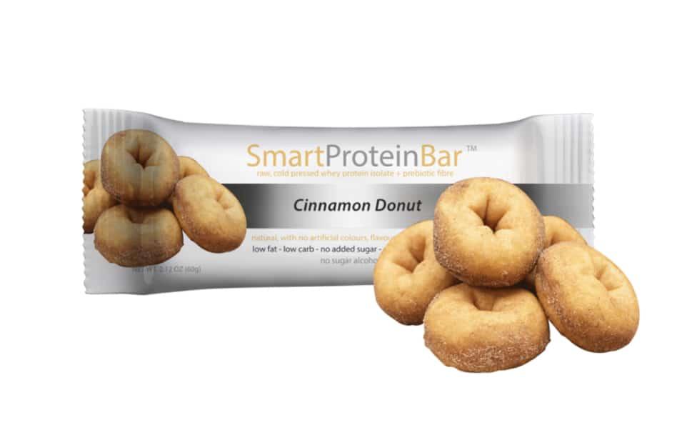Cinnamon Donut 60g Protein Bar | Smart Diet Solutions