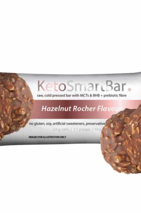 Keto Bar | Hazelnut Rocher