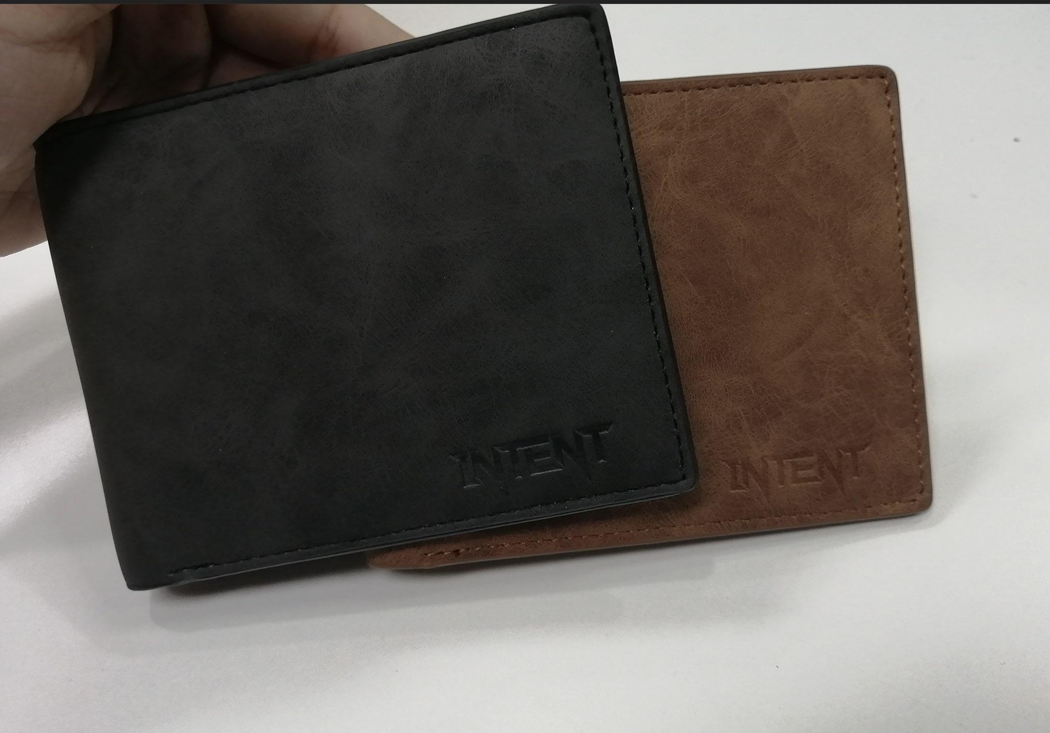Intent Mx CC Legacy Wallet – Charcoal Grey